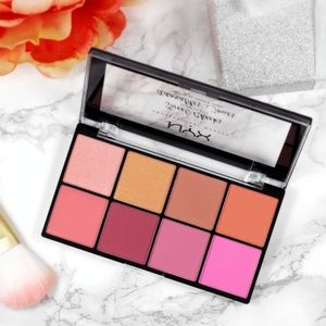 BRAND-NEW NYX Sweet Cheeks Face Palette